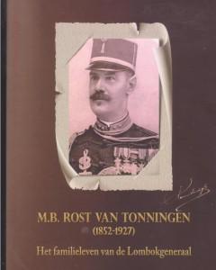 boek generaal Rost van Tonningen